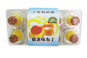 E001 Egg Flavored Pudding / 272g