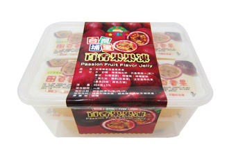 D003 Passion Fruit Flavor Jelly Box - 468g