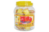 R006 Crown Jar - Mango
