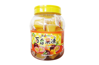 R008 Passion Fruit Flavor Jelly