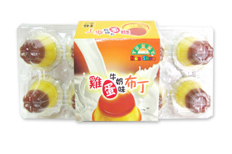 E003 Egg & Milk Flavored Pudding / 272g