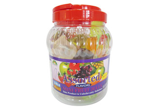 Crown Jar - Assorted Flavor R004